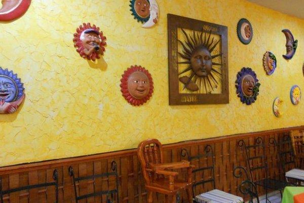 Hotel Plaza el Dorado - фото 15