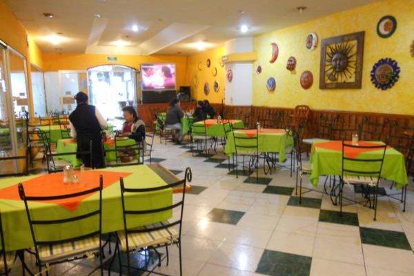 Hotel Plaza el Dorado - фото 20
