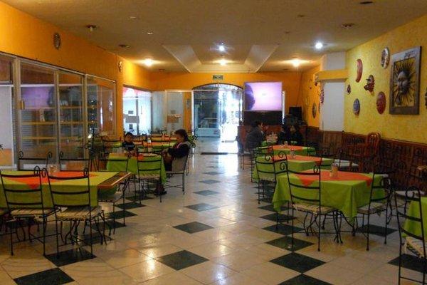 Hotel Plaza el Dorado - фото 21