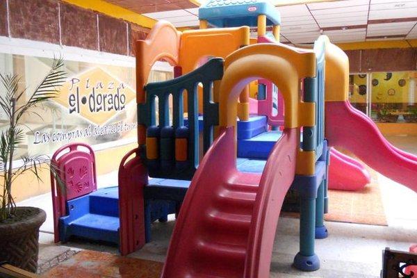 Hotel Plaza el Dorado - фото 23