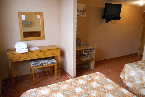 Hotel Plaza el Dorado - фото 6