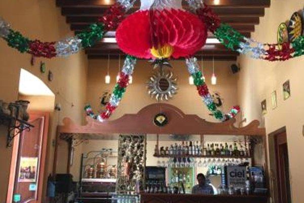 Hotel Boutique Parador San Miguel Oaxaca - 14