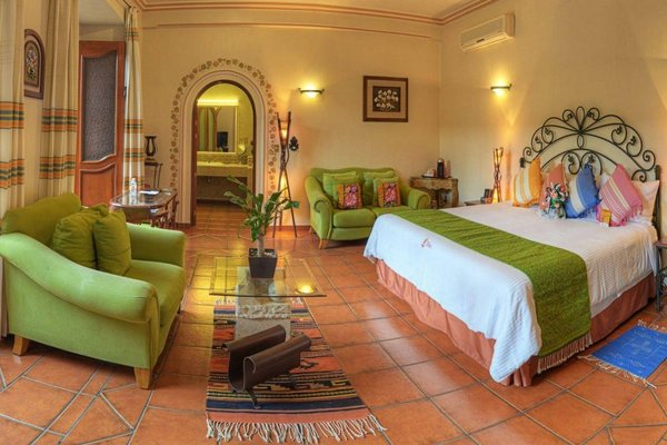 Hotel Boutique Parador San Miguel Oaxaca - 15