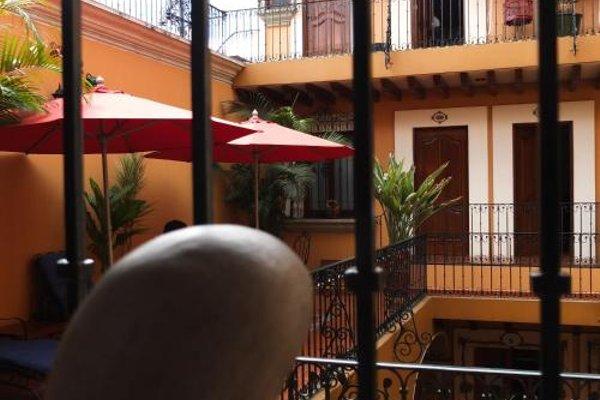Hotel Boutique Parador San Miguel Oaxaca - 16