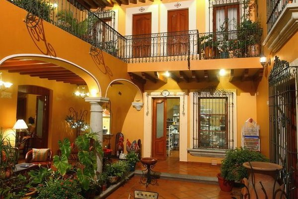Hotel Boutique Parador San Miguel Oaxaca - 19