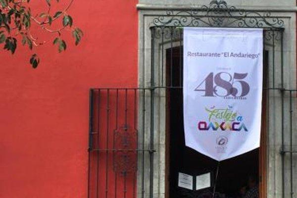 Hotel Boutique Parador San Miguel Oaxaca - 20