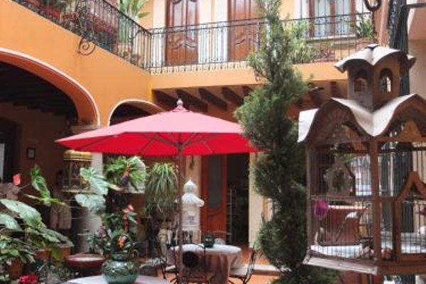 Hotel Boutique Parador San Miguel Oaxaca - 21