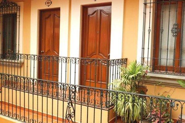 Hotel Boutique Parador San Miguel Oaxaca - 23