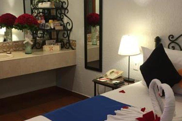 Hotel Boutique Parador San Miguel Oaxaca - 4