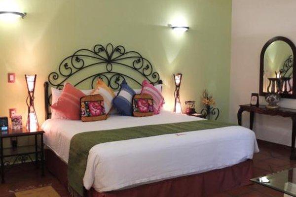 Hotel Boutique Parador San Miguel Oaxaca - 5