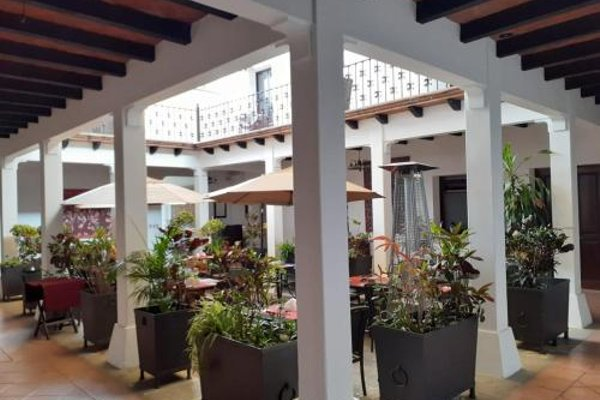 Hotel Casa las Mercedes - фото 11