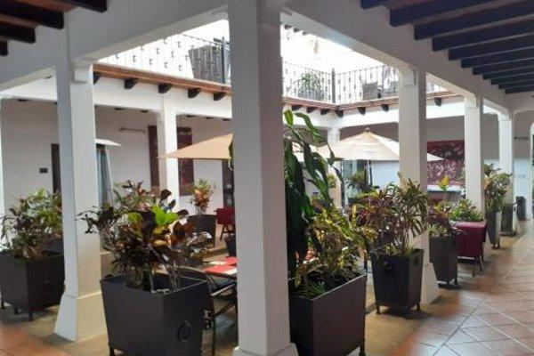 Hotel Casa las Mercedes - фото 12