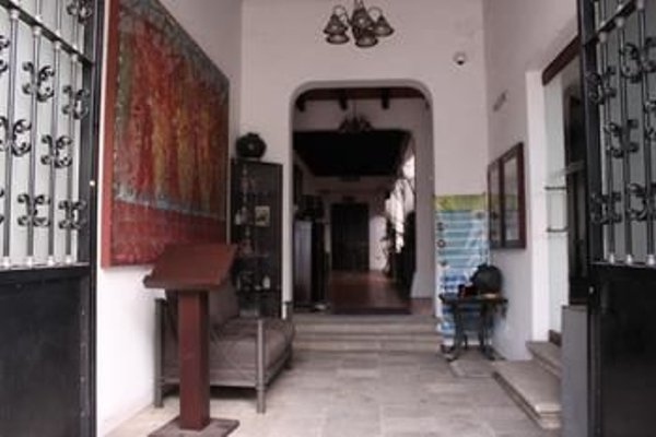 Hotel Casa las Mercedes - фото 13