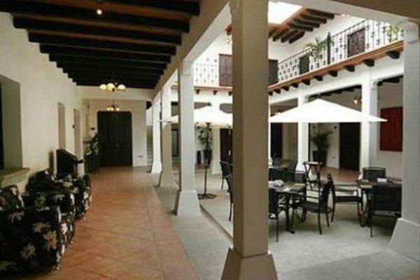 Hotel Casa las Mercedes - фото 14