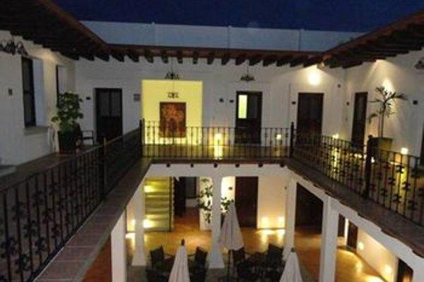Hotel Casa las Mercedes - фото 15