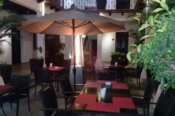 Hotel Casa las Mercedes - фото 17