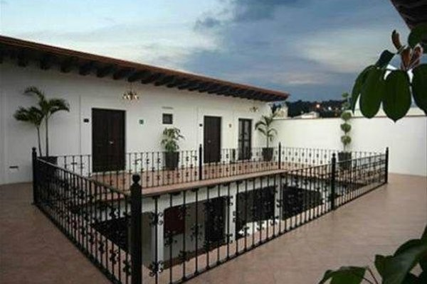 Hotel Casa las Mercedes - фото 18