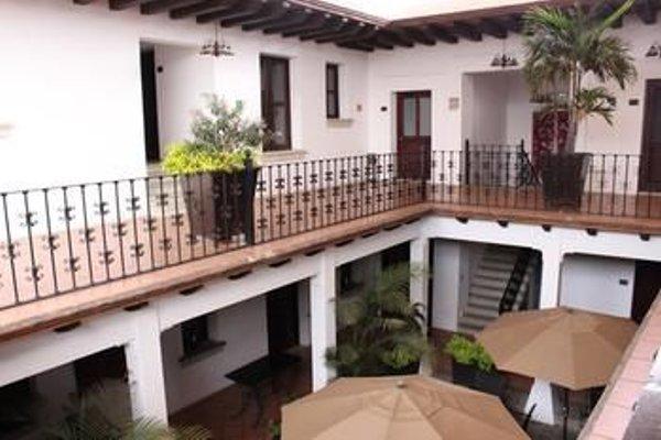 Hotel Casa las Mercedes - фото 22