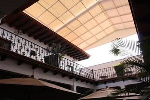 Hotel Casa las Mercedes - фото 3