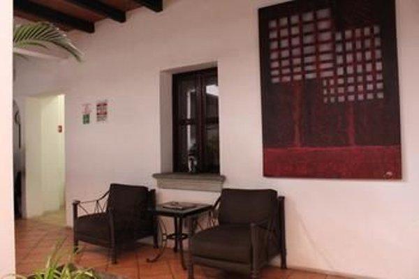 Hotel Casa las Mercedes - фото 4