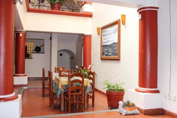 Hotel Oaxaca Magico - фото 10