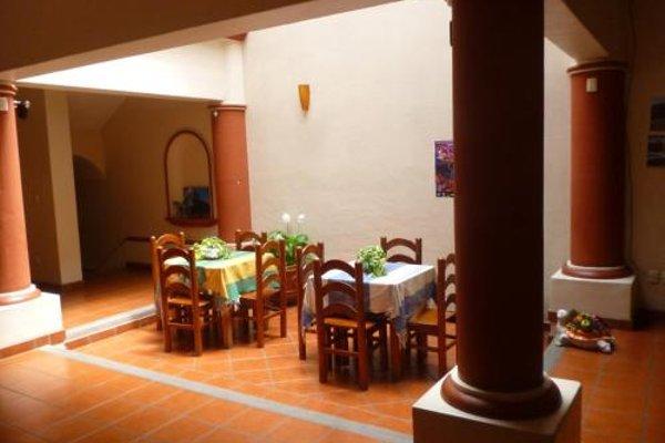 Hotel Oaxaca Magico - фото 11