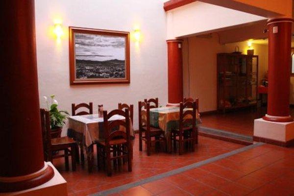 Hotel Oaxaca Magico - фото 12