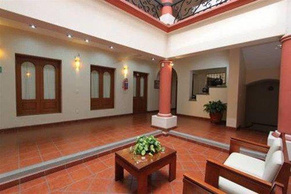 Hotel Oaxaca Magico - фото 13