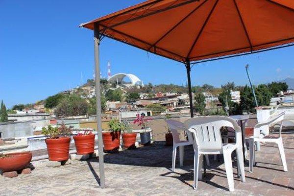 Hotel Oaxaca Magico - фото 17