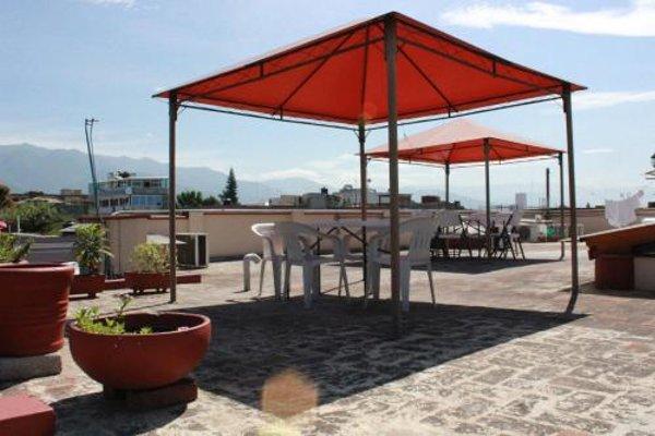 Hotel Oaxaca Magico - фото 19
