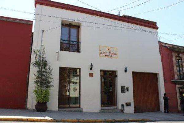 Hotel Oaxaca Magico - фото 21