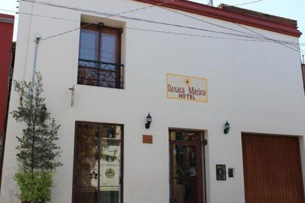 Hotel Oaxaca Magico - фото 22