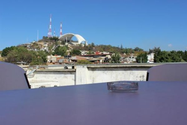 Hotel Oaxaca Magico - фото 23