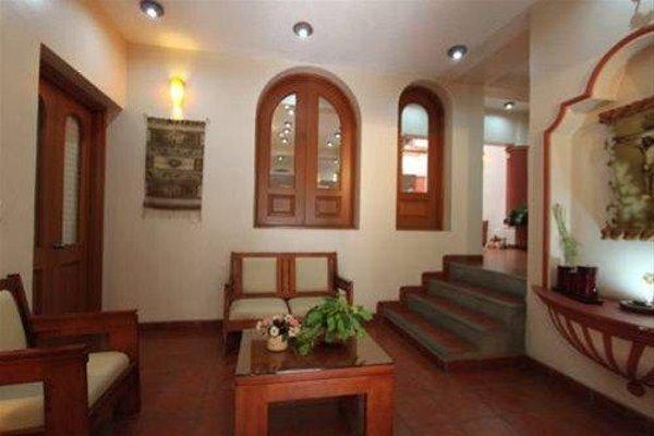 Hotel Oaxaca Magico - фото 5
