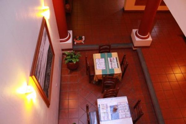 Hotel Oaxaca Magico - фото 6