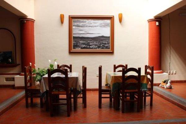 Hotel Oaxaca Magico - фото 9