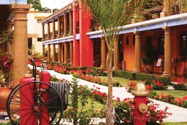 Hotel Angel Inn - фото 16
