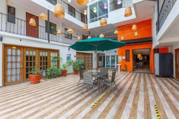 Oaxaca Guest House - фото 21