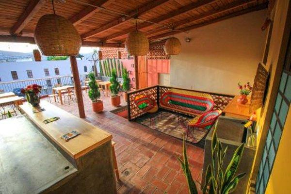Hotel El Andariego - фото 14