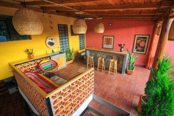 Hotel El Andariego - фото 16