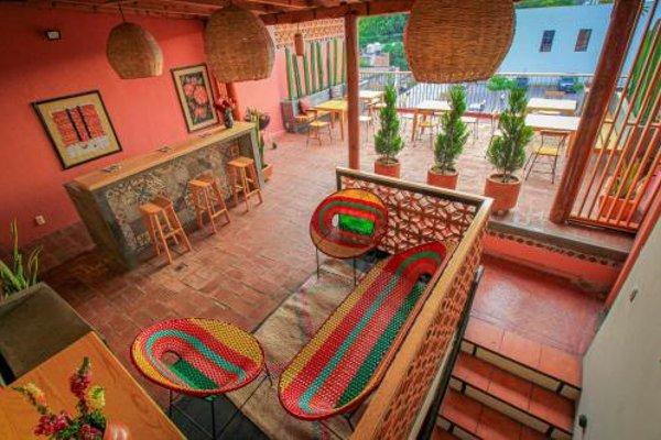 Hotel El Andariego - фото 17