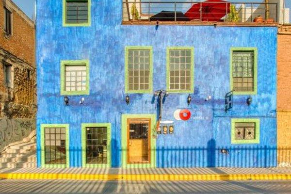 Hotel El Andariego - фото 18