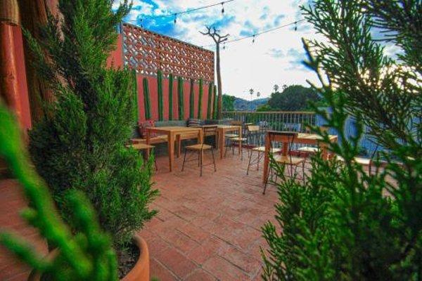 Hotel El Andariego - фото 20