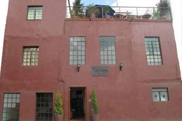 Hotel El Andariego - фото 23