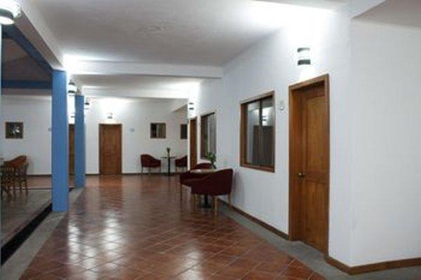 Hotel Casa Cue - фото 16