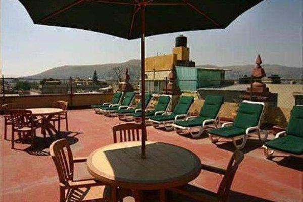 Hotel Casa Cue - фото 19
