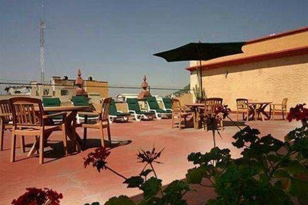 Hotel Casa Cue - фото 21