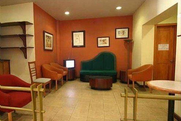 Hotel Casa Cue - фото 6