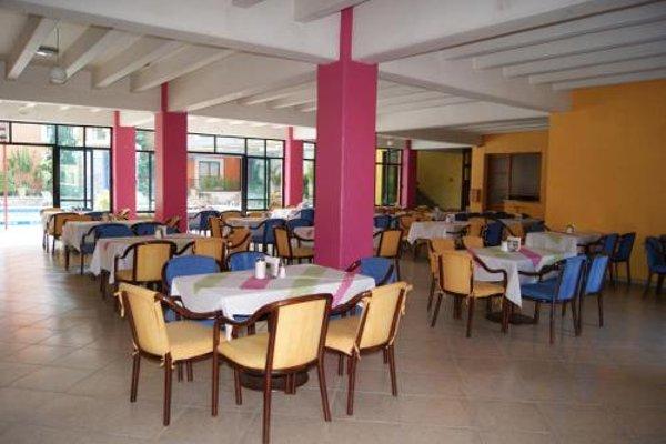 Hotel Oaxaca Dorado - фото 11