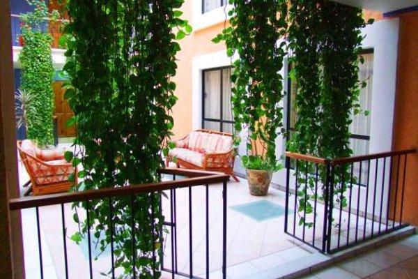 Hotel Oaxaca Dorado - фото 15